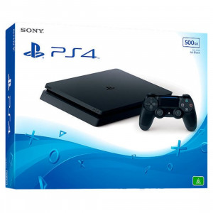 PlayStation 4 Slim, FIFA 19 and Extra Controller