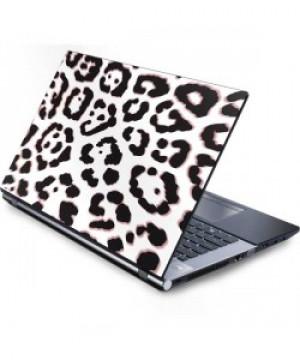 Leopard Print Laptop Skin
