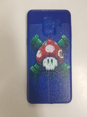 Mario Mushroom Art Phone Case