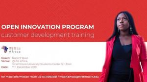 Customer Development Training